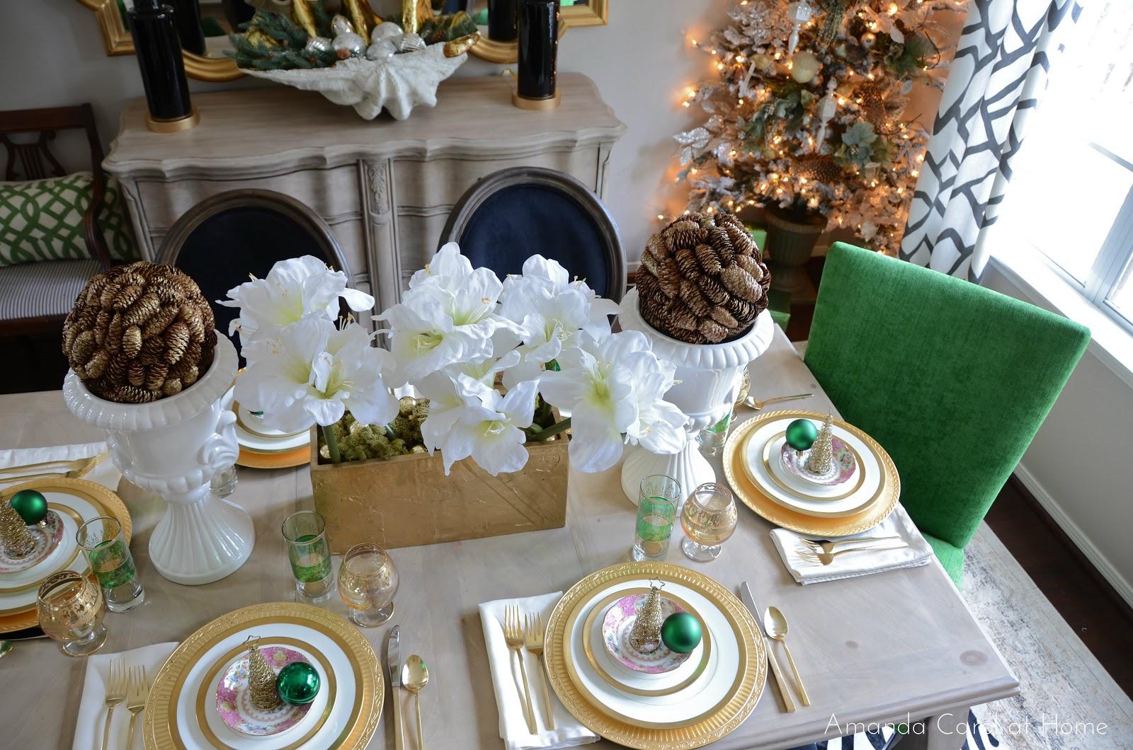 Come Apparecchiare La Tavola Galateo idee per apparecchiare la tavola natalizia con stile
