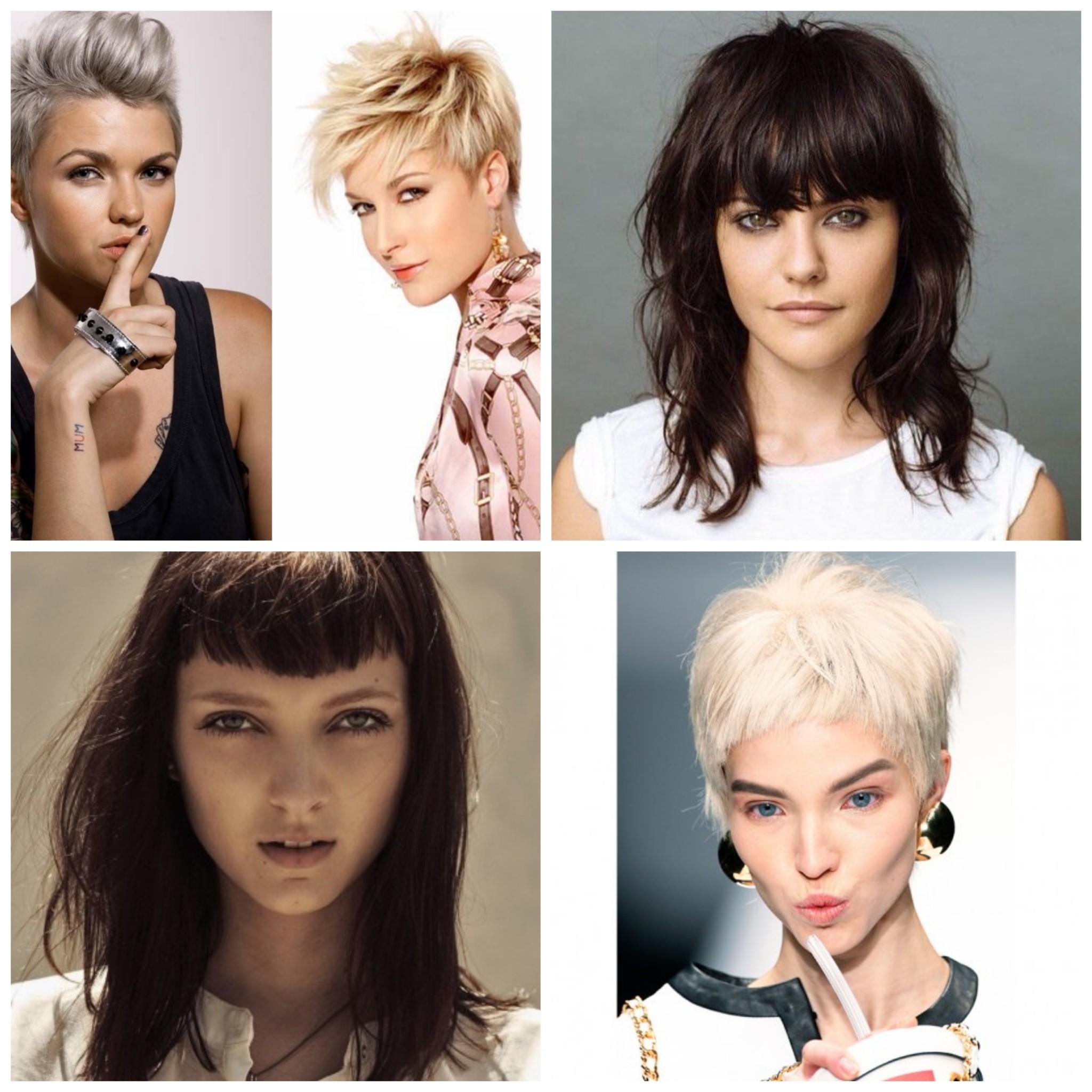 Hair styling...Taglio capelli e acconciature tendenze per la ... ed30cd23dab1